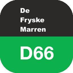 Kandidatenlijst D66 De Fryske Marren - Jouregio